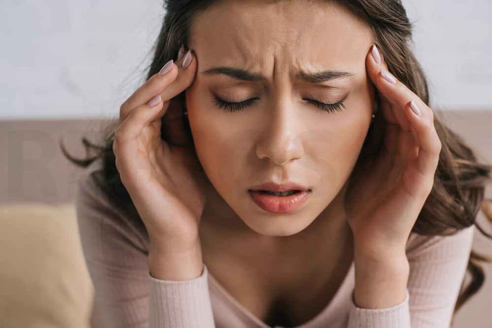 Odkręgosłupowy ból głowy