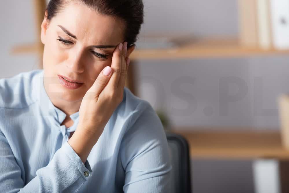 Ból od kręgosłupa