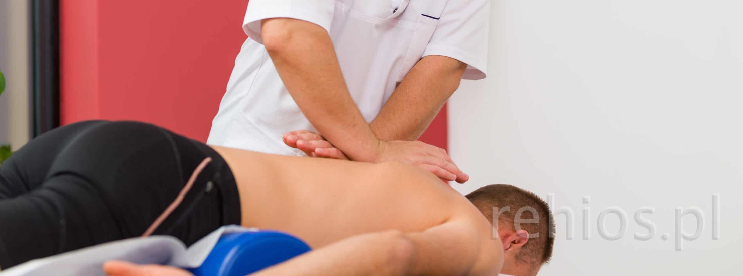 KOnsultacja osteopatyczna - terapia