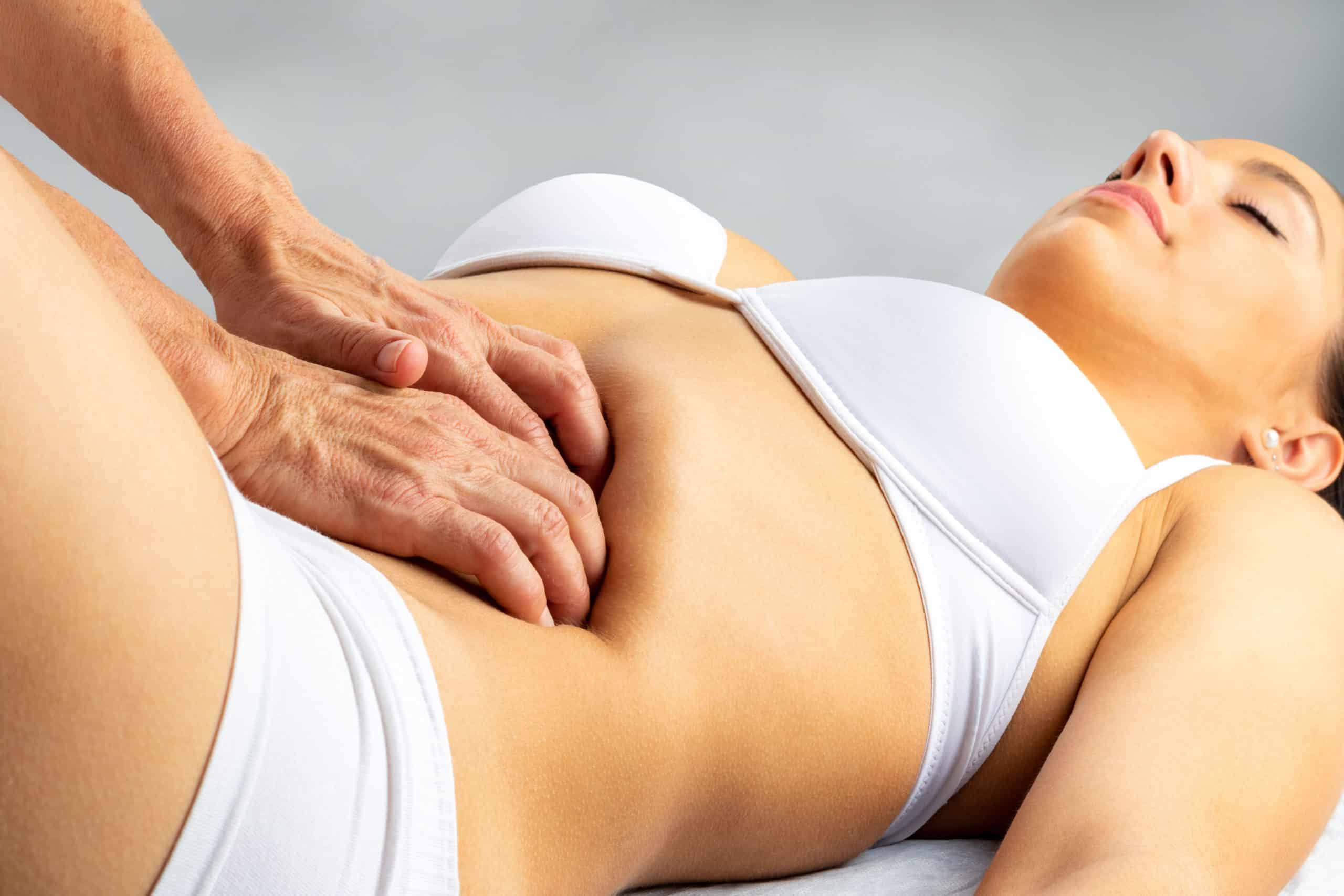 Ból pleców - osteopata